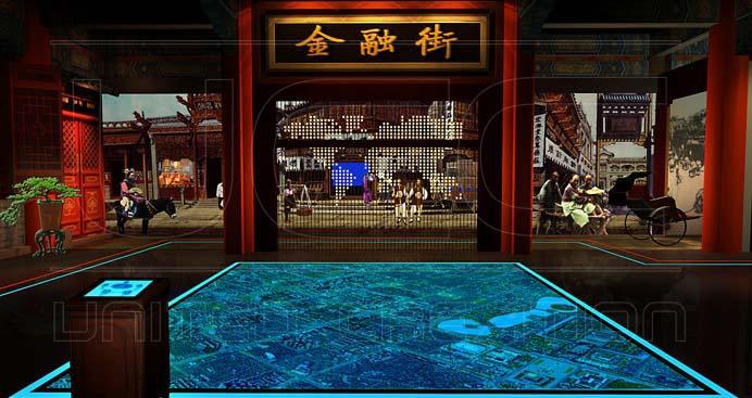 北京金融街城市规划亿博备用网址开户(图2)