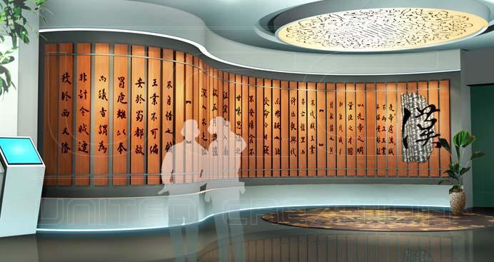 汉中城市规划馆(图2)
