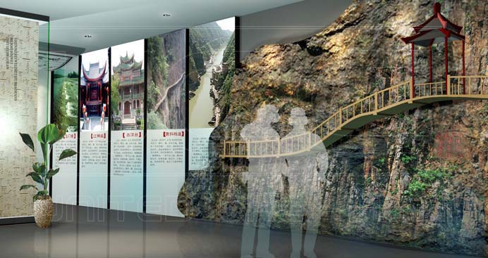汉中城市规划馆(图3)