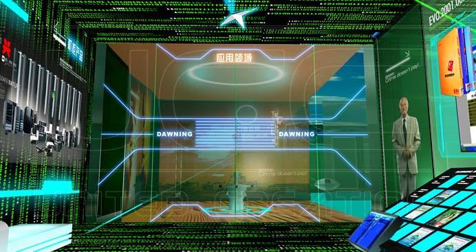 曙光集团科技馆(图4)
