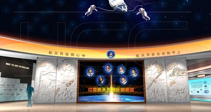 中国航天员展览馆(图1)
