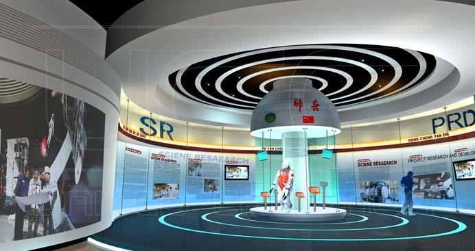 中国航天员展览馆(图4)