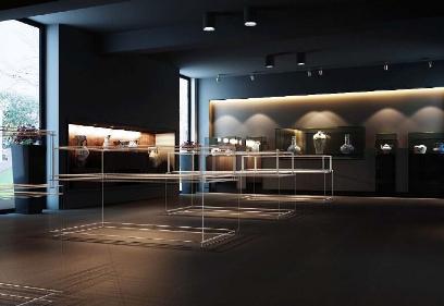 博物馆设计展览中的运用