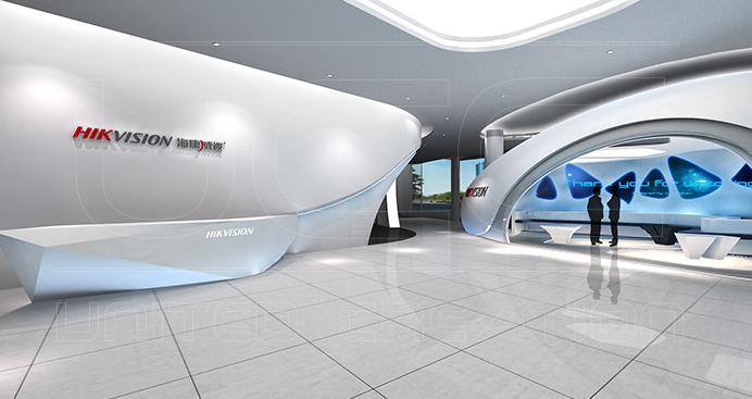 海康威视数字展馆(图1)