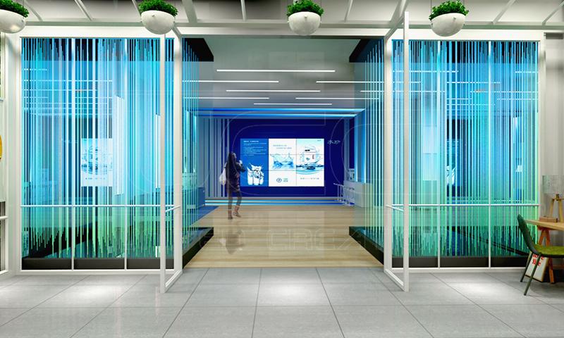 新时代健康产业集团展览馆(图4)