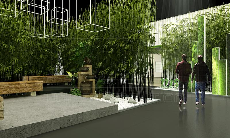 新时代健康产业集团展览馆(图2)
