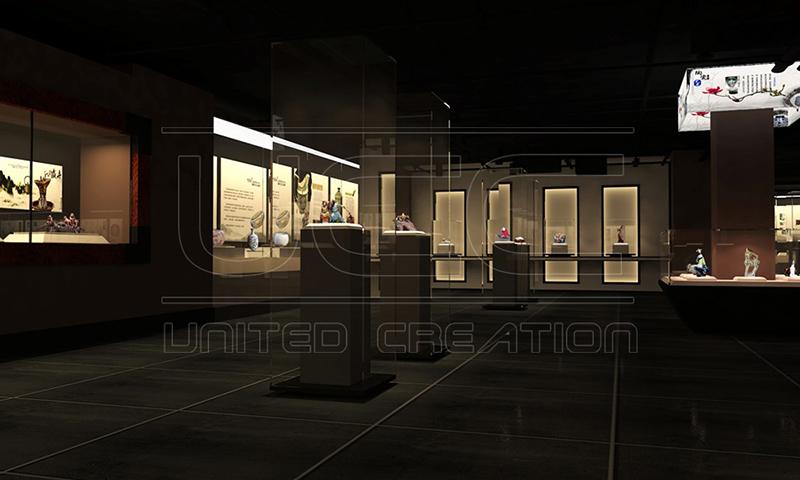 中国工艺美术大师博物馆亿博备用网址开户(图2)
