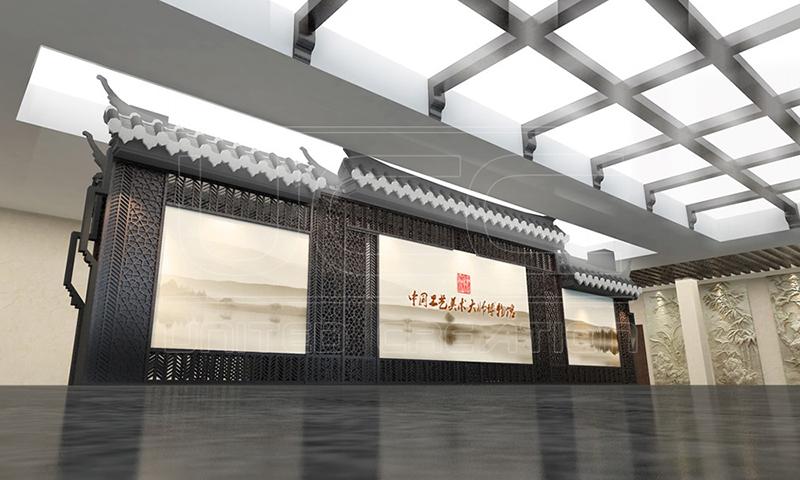 中国工艺美术大师博物馆亿博备用网址开户(图1)