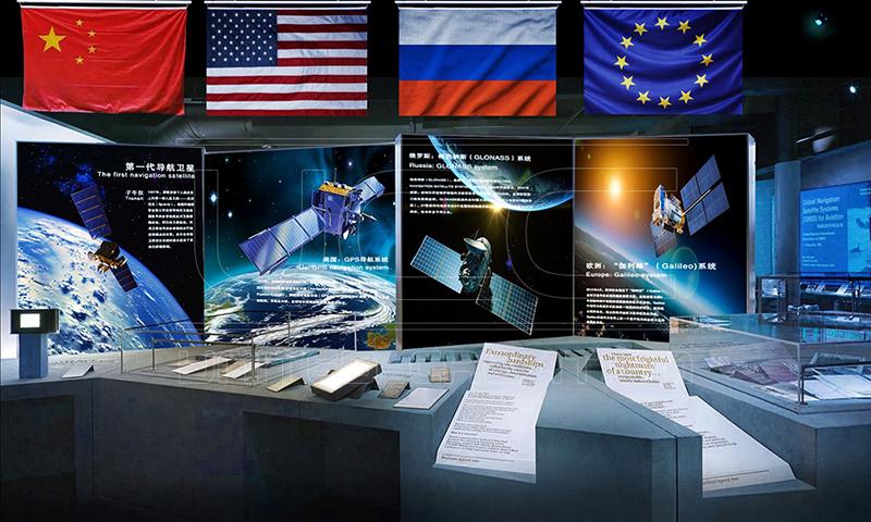 卫星导航应用博物馆(图3)