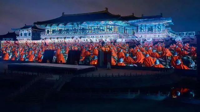 太美了~被武汉樱花主题3D Mapping灯光秀给惊艳到了!(图4)