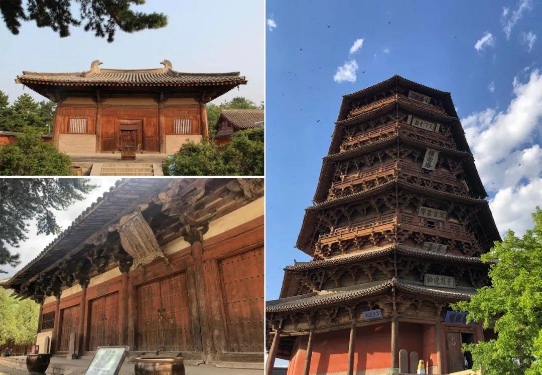 山西春游,从太原到大同,一览稀世之珍的建筑古迹~(图3)